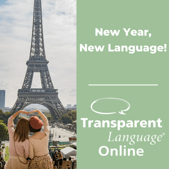 Transparent Languages - Learn a New Language